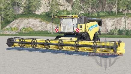 New Holland CR-serieʂ для Farming Simulator 2017