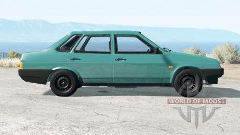 ВАЗ 21099 Самара 1992 для BeamNG Drive