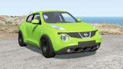 Nissan Juke (YF15) 2011 для BeamNG Drive