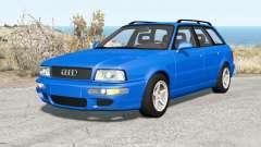 Audi RS 2 Avant (8C) 1994 для BeamNG Drive