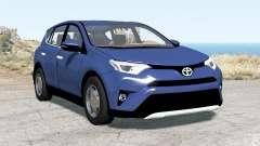 Toyota RAV4 2017 для BeamNG Drive