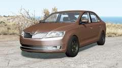 Skoda Rapid 2012 для BeamNG Drive