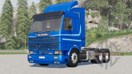 Scania 3-series〡L-series〡T-series для Farming Simulator 2017