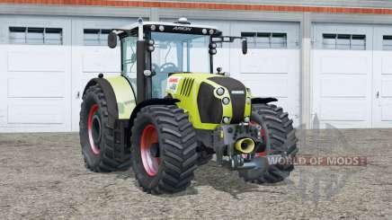Claas Arioꞑ 650 для Farming Simulator 2015