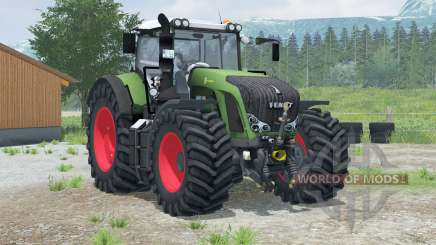 Fendt 924 Vario〡Part-time 4WD для Farming Simulator 2013