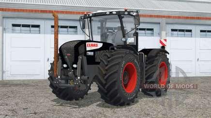 Claas Xerion 3800 Trac VC〡black для Farming Simulator 2015