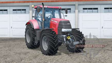 Case IH Puma 160 CVX〡animated hydraulic для Farming Simulator 2015