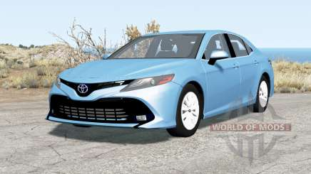 Toyota Camry (XV70) 2018 для BeamNG Drive