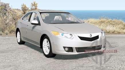 Acura TSX V6 2010 для BeamNG Drive