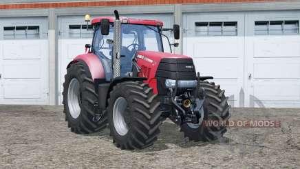 Case IH Puma 215 CVX для Farming Simulator 2015