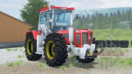 Schluter Super-Trac 2500 VL〡steered axles для Farming Simulator 2013