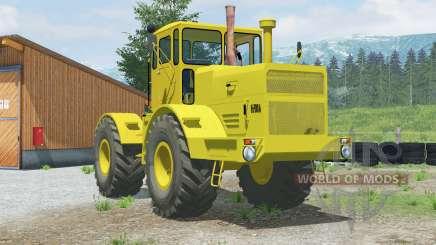 Кировец К-700А〡полное освещение для Farming Simulator 2013