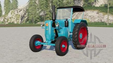 Lanz Bulldog D3606 для Farming Simulator 2017