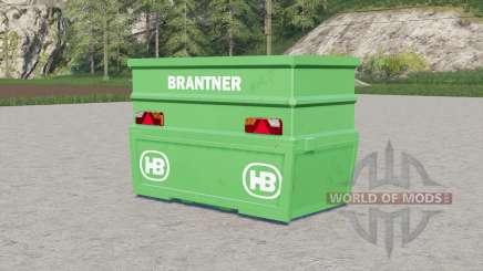Brantner Tool Box для Farming Simulator 2017