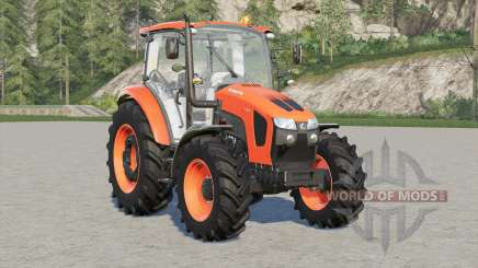 Kubota M5111 для Farming Simulator 2017