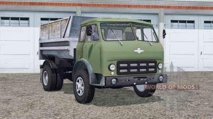 МАЗ 503А для Farming Simulator 2015