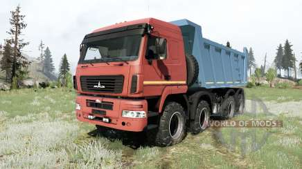 МАЗ 6516В9-481-000 для MudRunner