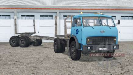 МАЗ 509 для Farming Simulator 2015