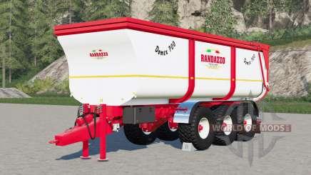 Randazzo TR 70 PP для Farming Simulator 2017