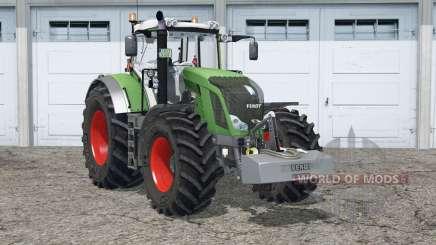 Fendt 828 Vario〡weight для Farming Simulator 2015
