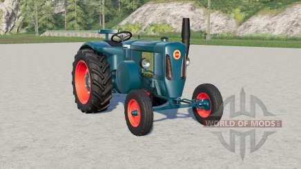 Lanz Bulldog D6016 для Farming Simulator 2017