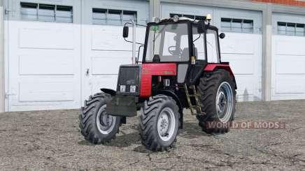 МТЗ 892 Беларус〡анимированная приборная панель для Farming Simulator 2015