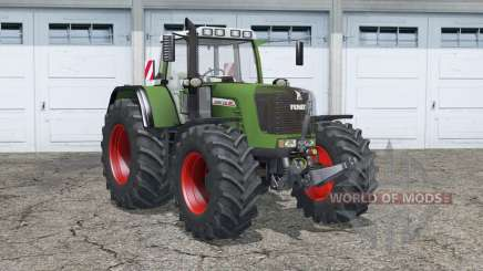 Fendt 930 Vario TMS〡interactive control для Farming Simulator 2015