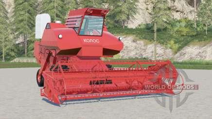 СК-6 Колос〡измельчитель, копнитель для Farming Simulator 2017