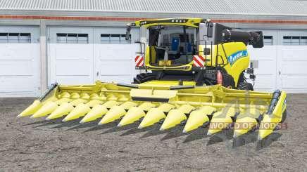New Holland CR10.90〡with smaller unloading pipe для Farming Simulator 2015