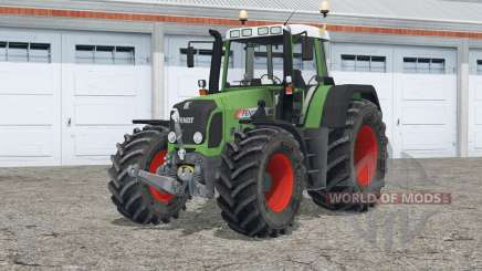 Fendt 820 Vario TMS〡animated fenders для Farming Simulator 2015