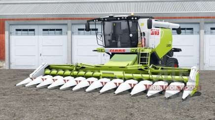 Claas Lexion 770 TT〡Conspeed〡Vario для Farming Simulator 2015