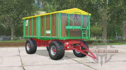 Kroger Agroliner HKD 302〡three versions для Farming Simulator 2015