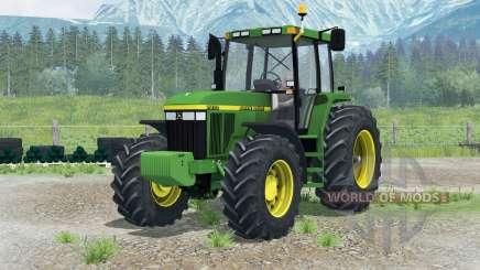 John Deere 7810〡USA для Farming Simulator 2013