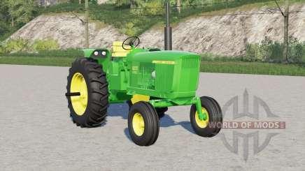John Deere 4020〡animated brake pedals для Farming Simulator 2017
