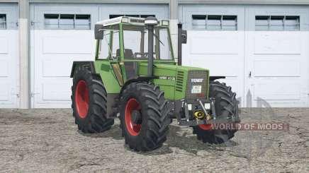 Fendt Favorit 615 LSA Turbomatik E〡IC для Farming Simulator 2015