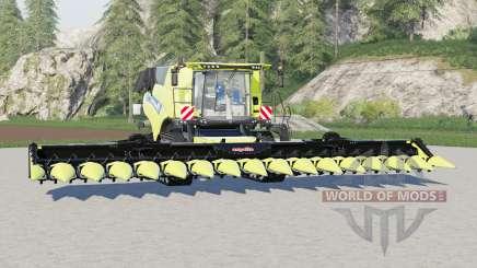 New Holland CR10.90 for sugar cane для Farming Simulator 2017