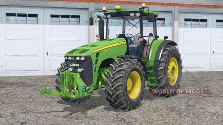 John Deere 8330〡extra weights для Farming Simulator 2015