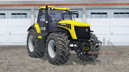 JCB Fastrac 8310〡speed display для Farming Simulator 2015