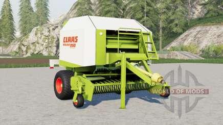 Claas Rollant 250 RotoCut〡slight wear and tear для Farming Simulator 2017
