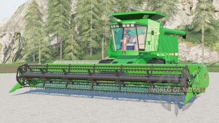 John Deere 9000〡10000000 capacity для Farming Simulator 2017