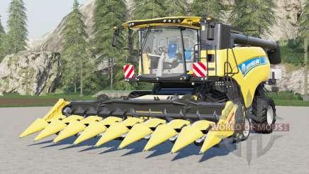 New Holland CR series для Farming Simulator 2017