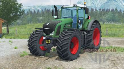 Fendt 933 Variø для Farming Simulator 2013