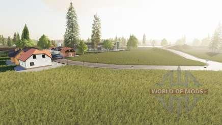 Pomurska Ravnica для Farming Simulator 2017