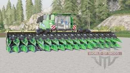 New Holland CR10.90 Revelation〡4000000 capacity для Farming Simulator 2017