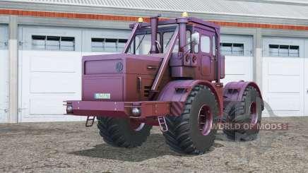 Кировец К-700А〡спаренные колёса для Farming Simulator 2015