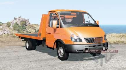 ГАЗ 330202 ГАЗель для BeamNG Drive