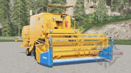 Bizon Super Z056〡animation of pulleys для Farming Simulator 2017