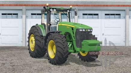 John Deere 8530 washable для Farming Simulator 2015
