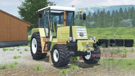 Fortschritt ZT 323-A〡olive green для Farming Simulator 2013