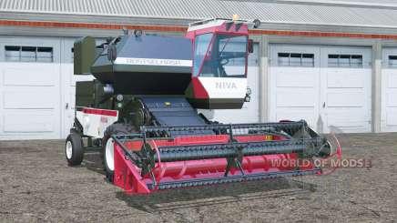 СК 5МЭ1 Нива Эффект〡жатки в комплекте для Farming Simulator 2015